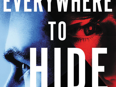 TOUR, REVIEW & #GIVEAWAY - Everywhere to Hide by Siri Mitchell