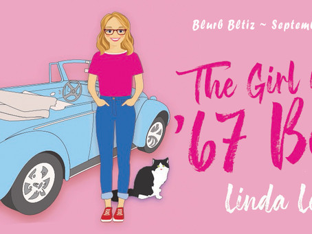 Blurb Blitz & #Giveaway: The Girl in the '67 Beetle by Linda Lenhoff