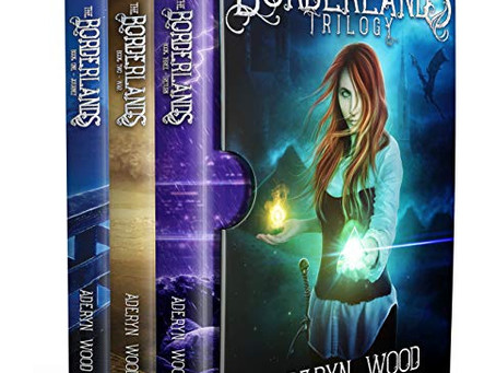The Borderlands: The Complete Trilogy by Aderyn Wood