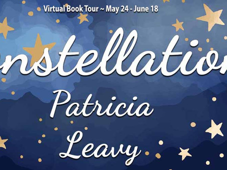 VBT & #Giveaway: Constellations (Shooting Stars #3) by Patricia Leavy