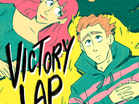 Victory Lap by K.A. Mielke and Riley Alexis Wood
