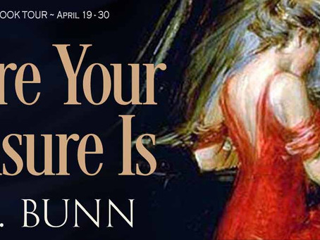 TOUR & #GIVEAWAY - Where Your Treasure Is by M. C. Bunn