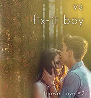 Broken Girl vs Fix-It Boy (Forever Love #2) by Jordan Ford