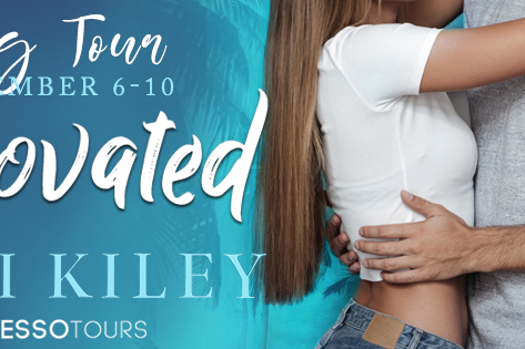 Tour & #Giveaway: Renovated (Chance Brothers #1) by Nikki Kiley
