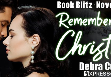 TOUR & #GIVEAWAY - Remember Me at Christmas by Debra Curwen