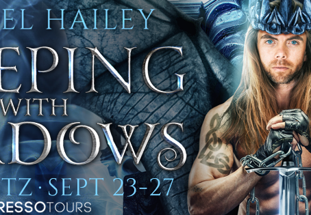 BLITZ, EXCERPT & #GIVEAWAY - Sleeping With Shadows by Rachel Hailey