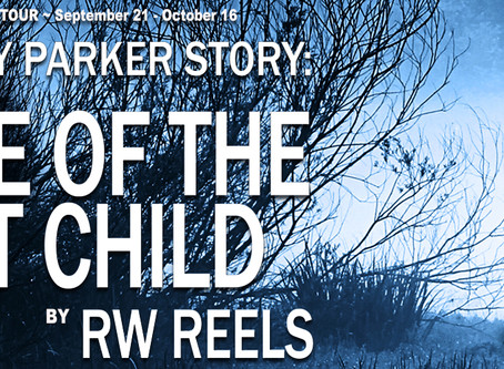 TOUR & #GIVEAWAY - Case of the Lost Child (The Trey Parker Story #2) by RW Reels