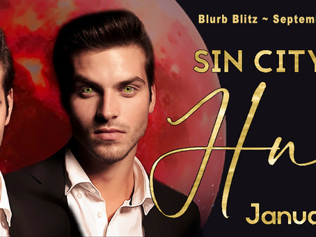 Blurb Blitz & #Giveaway: Hunt (Sin City Wolf #2) by January Bain