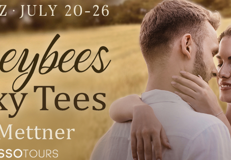 Blitz & #Giveaway: Honeybees and Sexy Tees (Butterfly Junction #2) by Katie Mettner