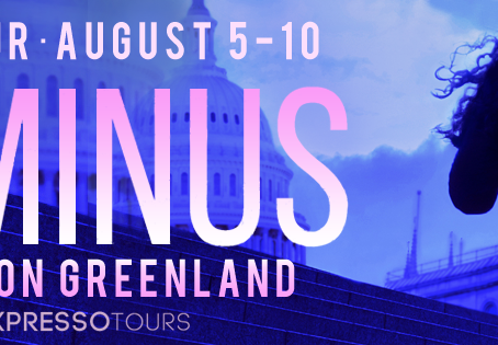 TOUR, REVIEW, EXCERPT & #GIVEAWAY - T-Minus by Shannon Greenland
