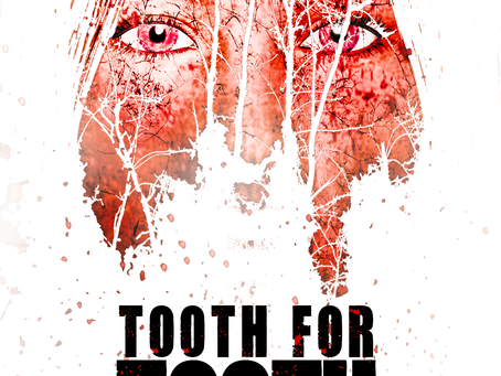 TOUR, EXCERPT & #GIVEAWAY - Tooth for Tooth (Talion #2) by J.K. Franko