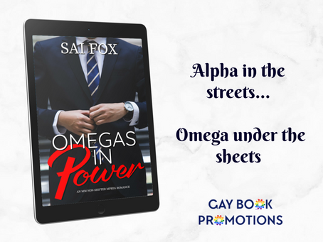 Blitz: Omegas in Power (Omegas in Power #1) by Sai Fox