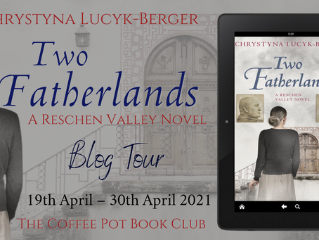 TOUR: Two Fatherlands (Reschen Valley #4) by Chrystyna Lucyk-Berger