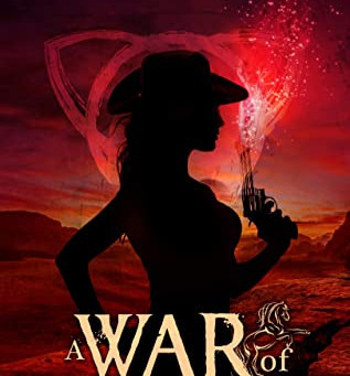 A War of Daisies (The Four Horsewomen of the Apocalypse #1) by A.A. Chamberlynn