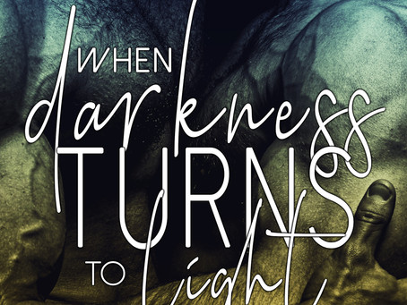 When Darkness Turns to Light (Dark River Stone Collective #2) by J.P. Sayle