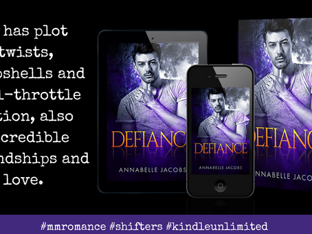 Blitz & #Giveaway: Defiance (Rebellion #2) by Annabelle Jacobs