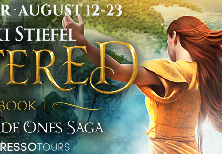 TOUR, REVIEW & #GIVEAWAY - Altered (The Made Ones Saga #1) by Vicki Stiefel