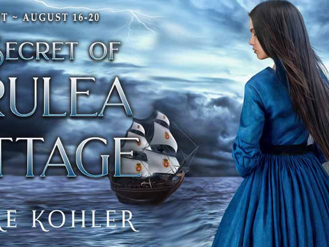 Book Blast & #Giveaway: The Secret of Drulea Cottage (Betwixt the Sea and Shore #1) by Claire Kohler