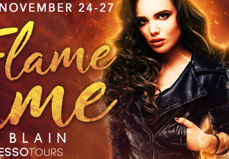 TOUR & #GIVEAWAY - The Flame Game (Magical Romantic Comedies #12) by R.J. Blain