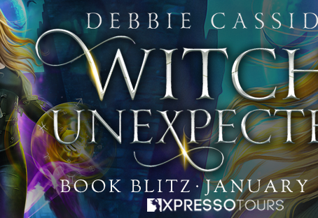 BLITZ & #GIVEAWAY - Witch Unexpected (The Thirteenth Sign #1) by Debbie Cassidy