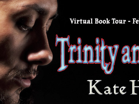 TOUR, EXCERPT & #GIVEAWAY - Trinity and Jeff (Wild Witches of Beaver Bay #3) by Kate Hill