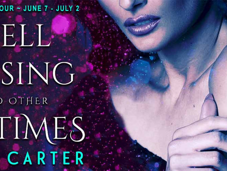 VBT & #Giveaway: Hell Raising and Other Pastimes (Grave Concerns #2) by Jayce Carter