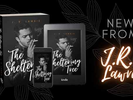 BLITZ & #GIVEAWAY - The Sheltering Tree by J.R. Lawrie