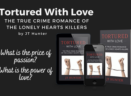 TOUR, EXCERPT, REVIEW & #GIVEAWAY - Tortured With Love by JT Hunter