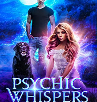 Psychic Whispers (Woodward Hill #1) by Arial Burnz & AJ Nuest