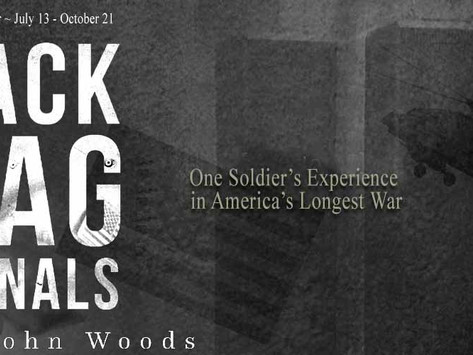 Tour & #Giveaway - Black Flag Journals by by Dennis John Woods