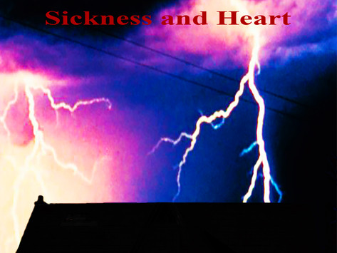 The Lightning House by Sickness and Heart