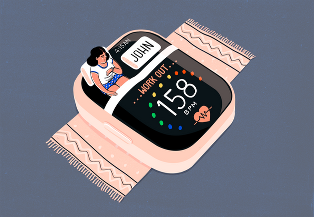 WEARABLES IN RELATIONSHIPS // Inverse