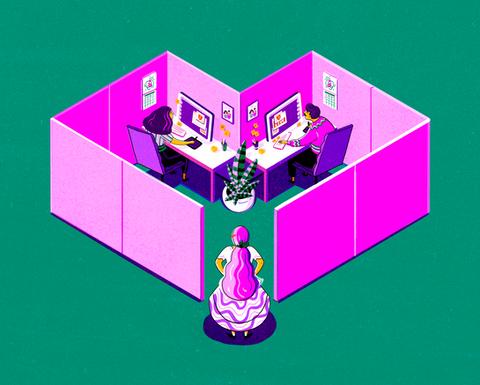 OFFICE ROMANCE // Inverse