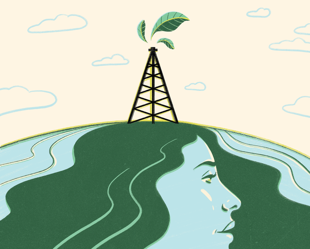 MORE WOMEN = BETTER ENERGY // Scientific American