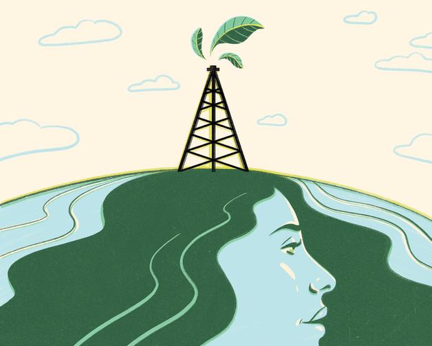 MORE WOMEN = BETTER ENERGY // Scientific American