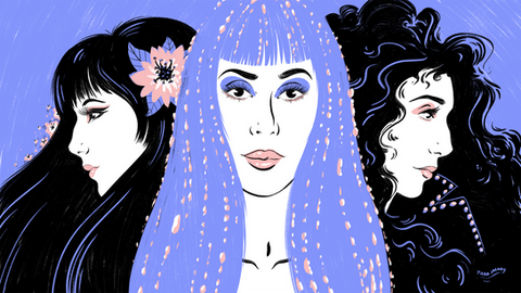 GETTING INTO CHER // VICE