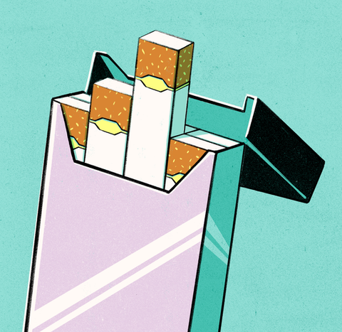 E-CIGGS DON'T HELP YOU QUIT SMOKING // Barron's