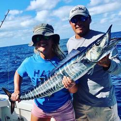 Key Largo Wahoo fishing
