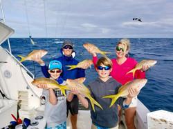 Key Largo fishing charter
