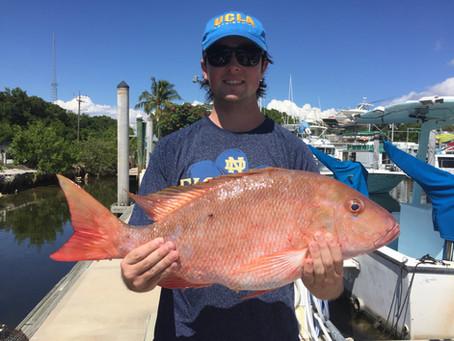 Florida Keys fishing fun!