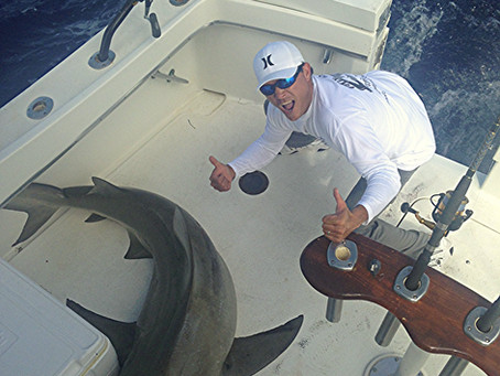 Cold fronts bring hot fishing to the Florida Keys