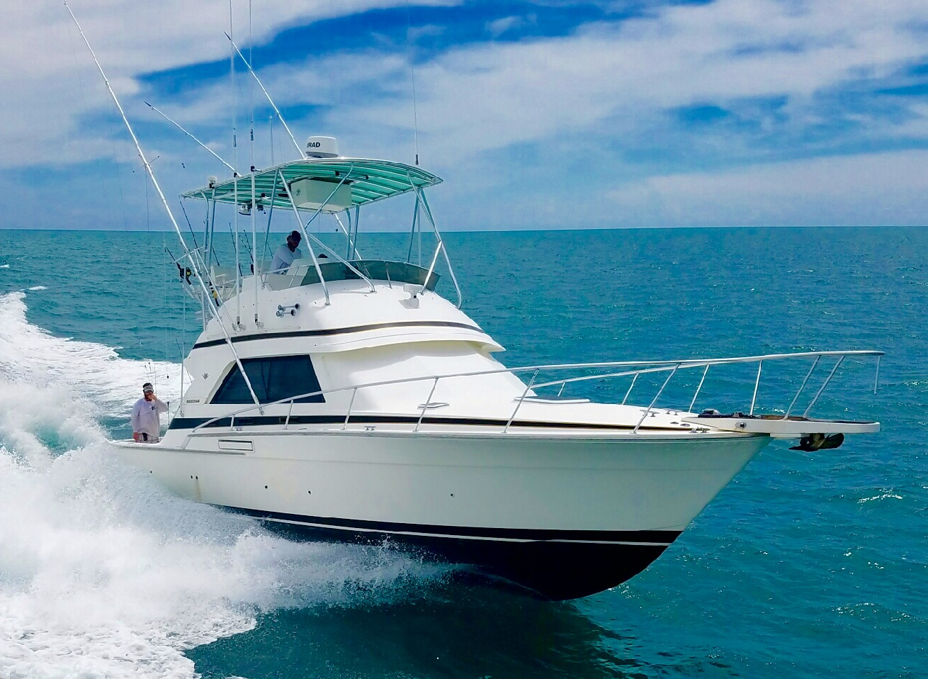 37' Bertram Miss Chief