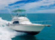 Key Largo Fishing Charter Boat