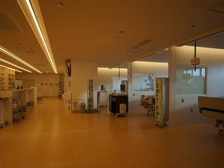 大津市民病院 ICUエリアリノベーション