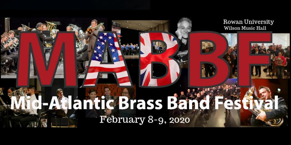 Mid-Atlantic Brass Band Festival 2020