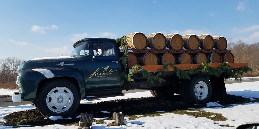 Laurita Winery Holiday Concert- Time TBD