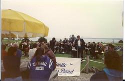 Concert in Samoset, Maine