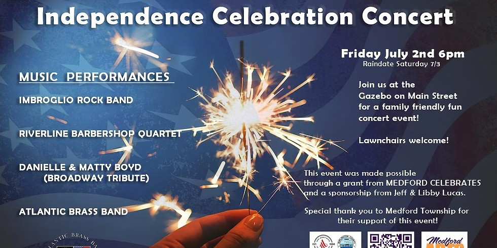 Medford Arts Independence Celebration Concert