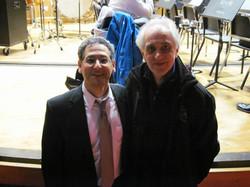 Salvatore Scarpa and James Gourlay