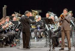 Atlantic Brass Band with Brett Baker